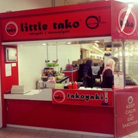 Photo taken at Little Tako, KB Mall by زهيرالدين ع. on 1/5/2014