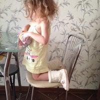 Photo taken at Прогимназия 106 by Nastya K. on 3/7/2014