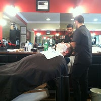 Photo taken at Capistrano Barbershop by Traci B. on 11/23/2012