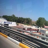 Photo taken at Otogar güney akdeniz seyahat by Fatih A. on 7/13/2018