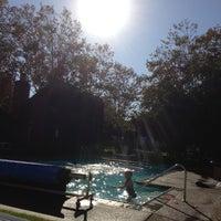 Photo taken at Casitas HOA Pool by Vladimir L. on 9/30/2012