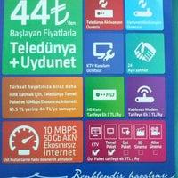 Photo taken at Türksat Abone Merkezi İncesu Şube by Caner C. on 2/21/2014