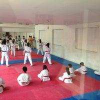 Photo taken at Owinarim Taekwondo by Fernando M. on 6/9/2013