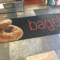 Photo taken at Hot Bagels Abroad by Alicia F. on 4/2/2017
