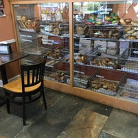 Photo taken at Hot Bagels Abroad by Alicia F. on 4/17/2016