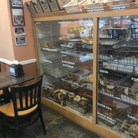 Photo taken at Hot Bagels Abroad by Alicia F. on 3/26/2017