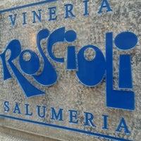 Photo taken at Roscioli by Giuseppe T. on 3/16/2013