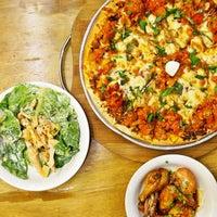 Photo taken at Steveston Pizza by Abbey S. on 5/26/2015