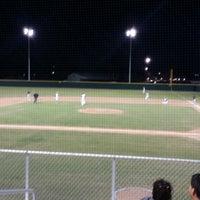 Photo taken at Northside Baseball Fields by Juanita O. on 4/30/2015