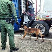 Photo taken at US Border Patrol Checkpoint by Andrew G. on 8/28/2013