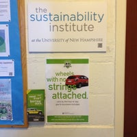 Photo taken at UNH Sustainability Institute by Jason B. on 11/20/2012