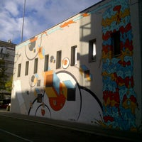 Photo taken at DOX Centre for Contemporary Art by Dirk H. on 11/3/2012