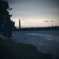 Photo taken at Gravelly Point Park by The P. on 7/4/2013