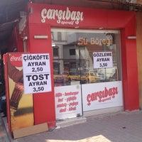 Photo taken at Çarşıbaşı Aperatif by Can E. on 9/15/2014