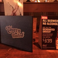 Photo taken at Tavern United by Mike C. on 1/31/2017