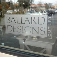 Photo Taken At Ballard Designs Outlet By Edward S On 10 27 2012