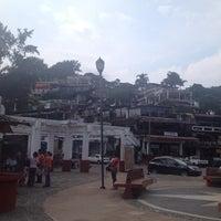Photo taken at Valle de Bravo by Priscila on 7/11/2014