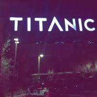 4/29/2018 tarihinde #BRK 🅱🅰ziyaretçi tarafından Titanic Deluxe Bodrum'de çekilen fotoğraf