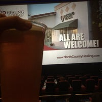 Photo taken at Galaxy Colony Square Theatres by Anthony B. on 12/16/2016