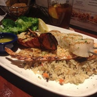 Photo taken at Red Lobster by Evandro S. on 1/15/2014