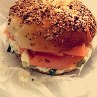 Photo taken at Forest Hills Bagels by Haja F. on 2/7/2015