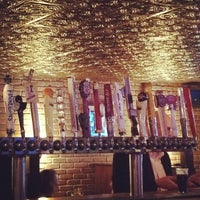 Photo taken at Crooked Pint Ale House by Kristen C. on 10/10/2012