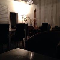 Photo taken at Unnis Kafe by Prins N. on 11/28/2013