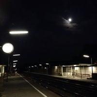 Photo taken at Bahnhof Nierstein by Dino R. on 6/10/2014
