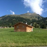 Photo taken at Pardatsch / Predazzo by Kitija A. on 9/6/2014