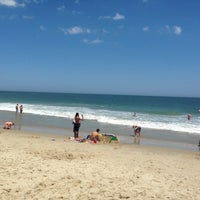 Photo taken at Ocean City Beach by Andrea S. on 7/8/2013