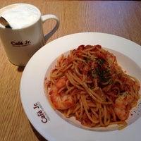 Photo taken at Italian Tomato Café Jr. by Алена Б. on 2/1/2014