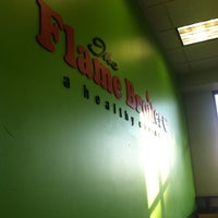 Photo taken at The Flame Broiler by Jorge B. on 12/31/2012