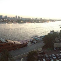 Photo taken at Sheraton Dubai Creek Hotel & Towers by Conrad M. on 5/30/2014