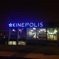 Photo taken at Kinepolis by Kristof D. on 5/30/2013