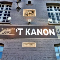 Photo taken at 't Kanon by Kristof D. on 10/16/2012