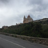 Photo taken at Mellieha Heights by Kristof D. on 4/16/2017