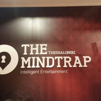 Photo taken at The Mindtrap by Nafsy C. on 4/16/2015