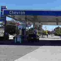Photo taken at Chevron by Dan G. on 2/12/2014