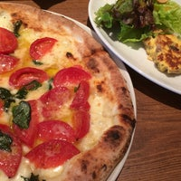 Photo taken at pizzeria Due Sette by Hisanori O. on 4/3/2014