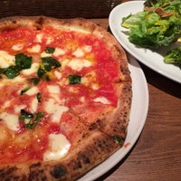 Photo taken at pizzeria Due Sette by Hisanori O. on 2/6/2014