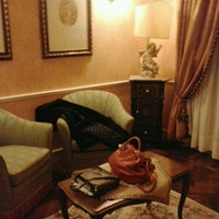 Photo taken at Villa Paradiso dell'Etna by Daniele C. on 1/6/2014