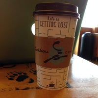 Photo taken at Caribou Coffee by Michelle B. on 10/19/2013