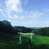 Photo taken at Kobe Pine Woods Golf Club by Kanako K. on 8/22/2016