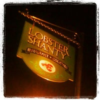 Photo taken at The Lobster Shanty by Shannan M. on 10/21/2012