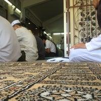 Photo taken at Masjid Jamek Haji Mat Saman by syedkhaizan s. on 2/1/2013