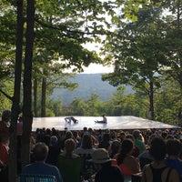 Photo taken at Jacob's Pillow Dance Festival by Augustin V. on 8/9/2017