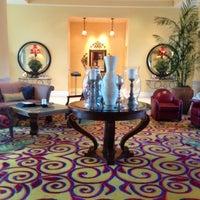 Photo taken at Renaissance Tampa International Plaza Hotel by Heather on 10/22/2012