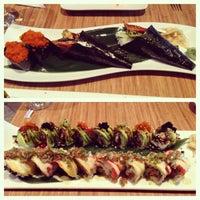 รูปภาพถ่ายที่ Pinto Thai Bistro & Sushi Bar โดย Michelle Y. เมื่อ 8/23/2013