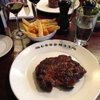 11/3/2012 tarihinde Ilya L.ziyaretçi tarafından Goodman Steakhouse'de çekilen fotoğraf