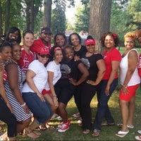 Photo taken at David H. Shepherd Park by Juanita D. on 7/20/2014